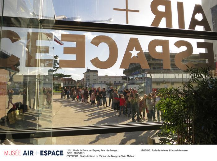 Journées du patrimoine 2017 - Visites commentées par les associations du musée de l'Air et de l'Espace