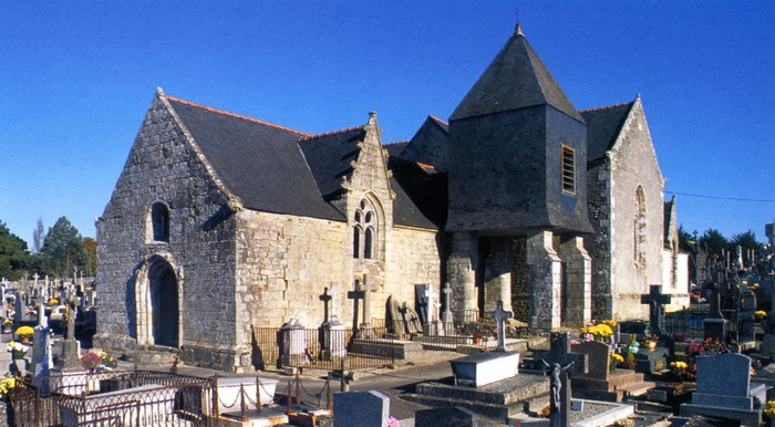 Journées du patrimoine 2018 - Visites commentées de la chapelle Saint-David à Quimperlé
