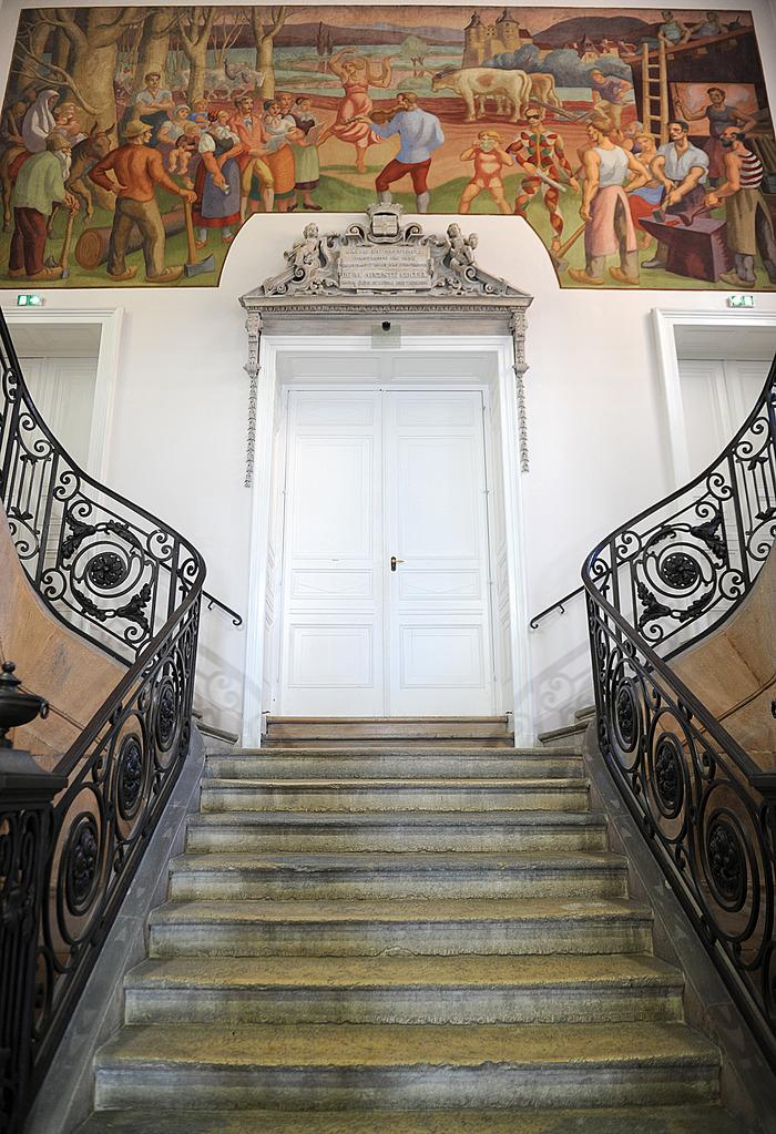 Journées du patrimoine 2018 - Visites commentées de l'Hôtel de Ville de Montbéliard