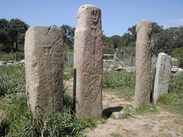 Journées du patrimoine 2018 - Visites commentées du site mégalithique de Cauria