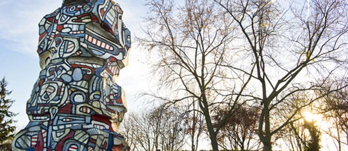 Journées du patrimoine 2018 - Visites autour de la Tour aux figures de Jean Dubuffet