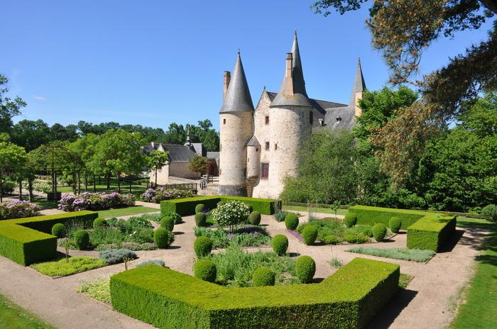 Journées du patrimoine 2018 - Visites-conférences : Présentation du château et de son environnement paysager (en extérieur)