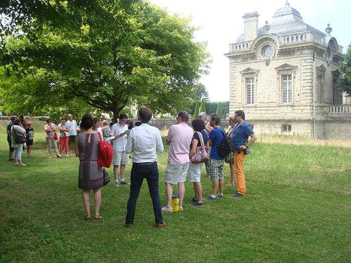 Crédits image : Musée franco-américain du Chateau de Blérancourt© Catherine Assous