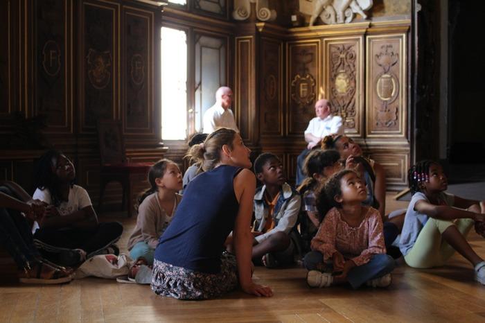Crédits image : Château de fontainebleau