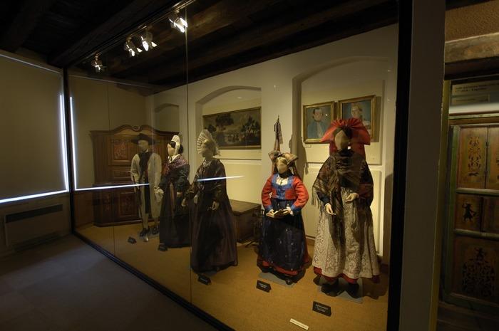 Crédits image : Musée Alsacien, photo: Mathieu Bertola, Musées de Strasbourg