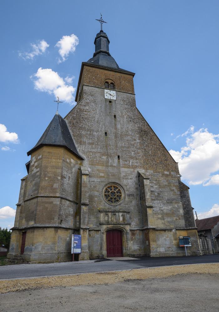 Journées du patrimoine 2018 - Découverte de l'église de Senon