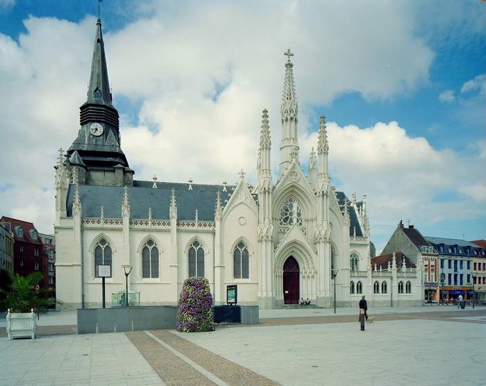 Crédits image : Eglise Saint-Martin © A. Loubry
