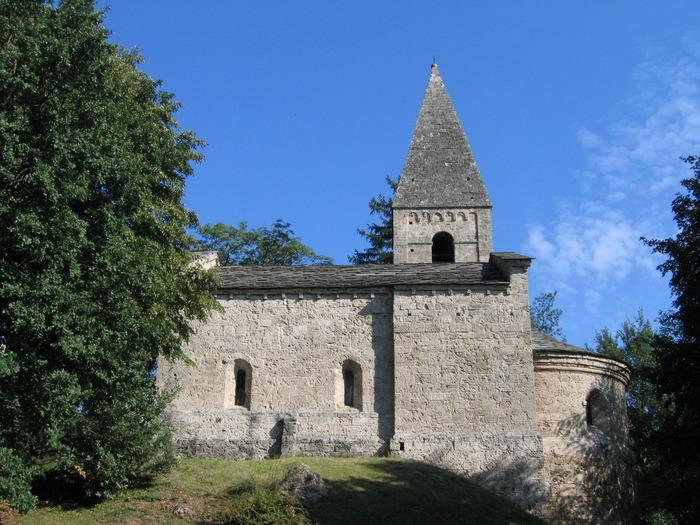 Journées du patrimoine 2017 - Visite guidée de l'église Sainte Marie et de la chapelle Saint Firmin, classée Monument historique