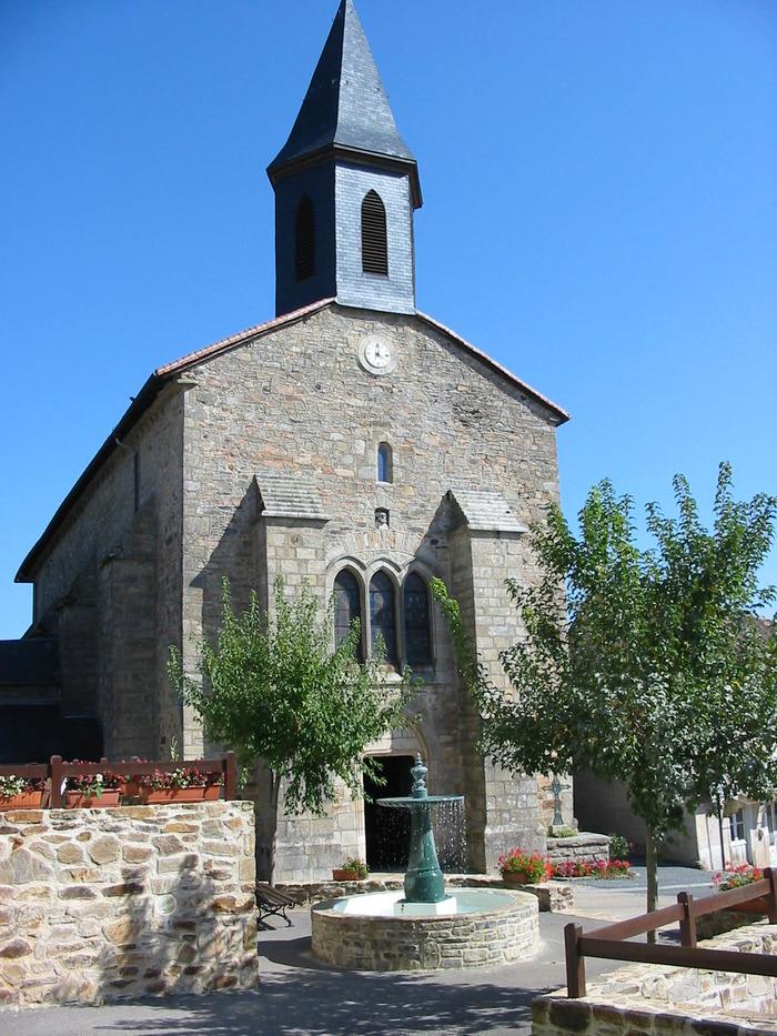 Journées du patrimoine 2018 - Visite libre de l'église de La Roche-l'Abeille