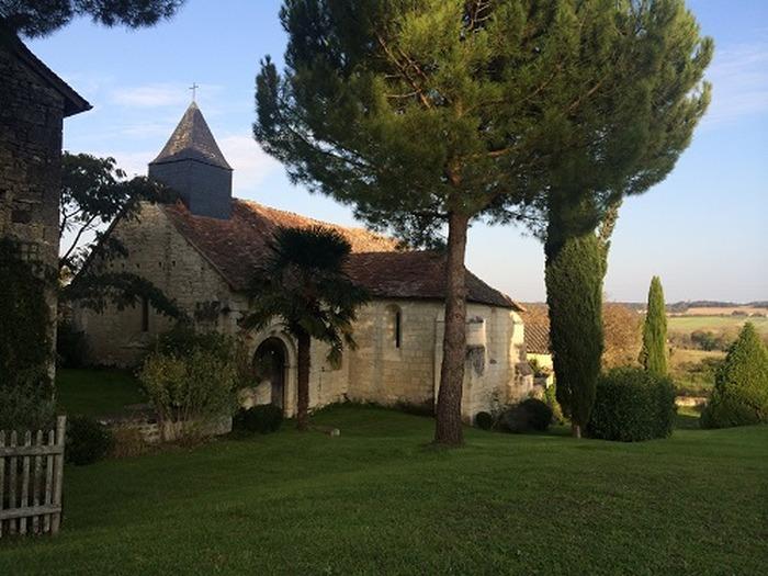 Journées du patrimoine 2018 - Visites de la chapelle Saint-Médard d'Asnières