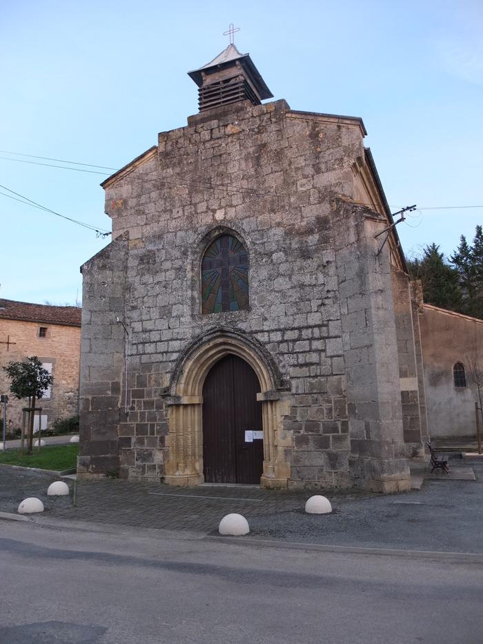 Journées du patrimoine 2018 - Visite de l'église Saint-Saturnin