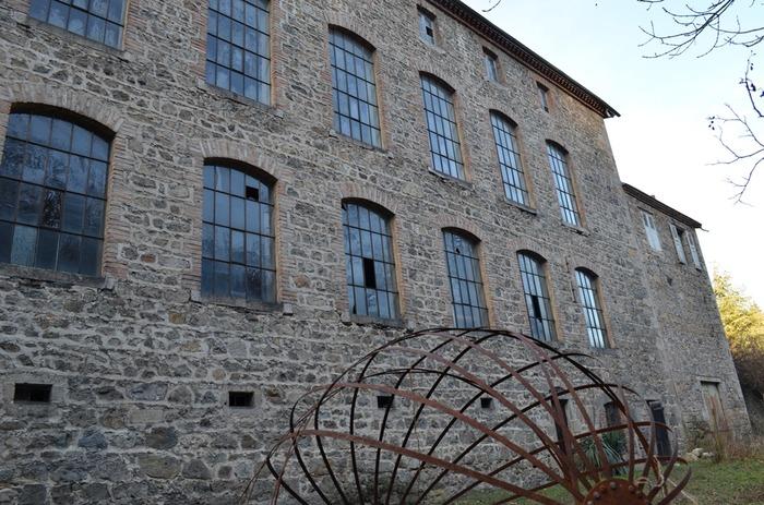 Crédits image : Association Moulinage des Rivières (Pélussin)