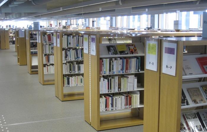 Journées du patrimoine 2018 - Visite découverte de cette bibliothèque au service des bibliothèques