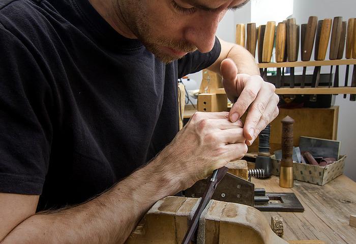 Crédits image : Sébastien Millot à l'atelier