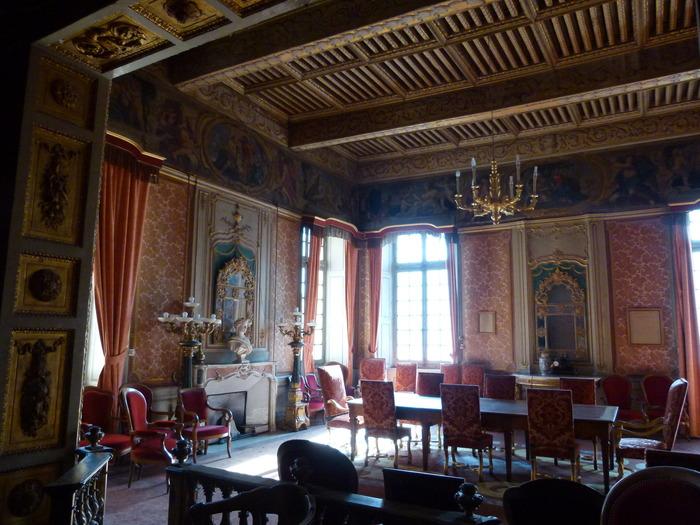 Journées du patrimoine 2018 - Visites-découvertes des salons baroques du Palais de Justice