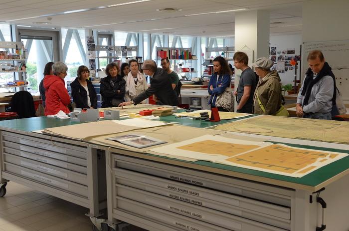 Journées du patrimoine 2018 - Visites des ateliers de restauration, reliure et photographies