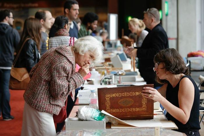 Journées du patrimoine 2018 - Visites des ateliers de restauration
