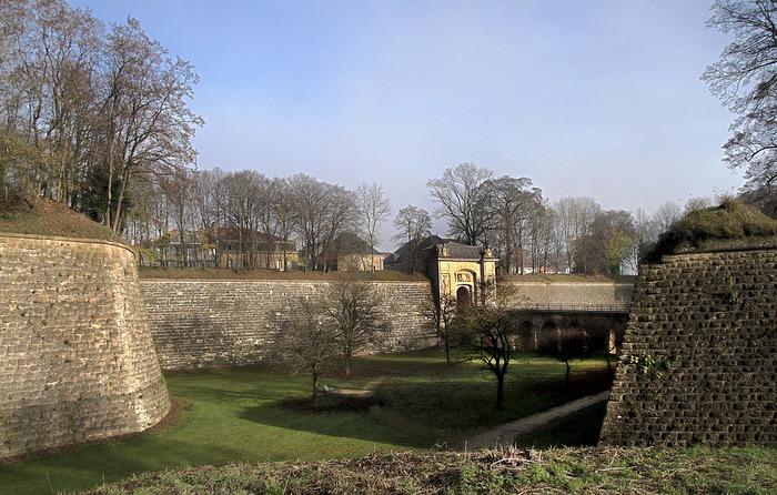Journées du patrimoine 2018 - Visites guidées des fortifications de Vauban