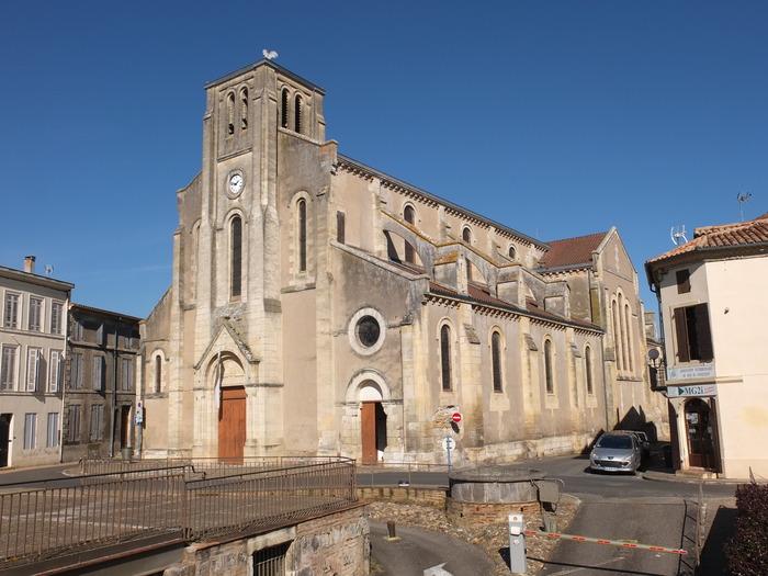 Journées du patrimoine 2018 - Visite commentée de l'église Notre-Dame
