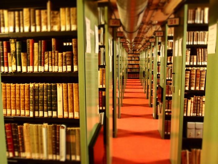 Journées du patrimoine 2018 - Visite guidée des réserves de la bibliothèque patrimoniale Villon