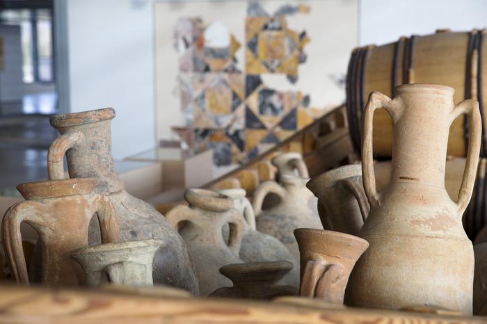 Journées du patrimoine 2018 - Visite commentée des réserves du musée.