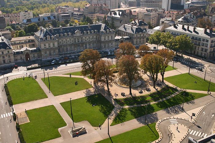 Journées du patrimoine 2018 - Visites des salons de réception de la préfecture de l'Isère.