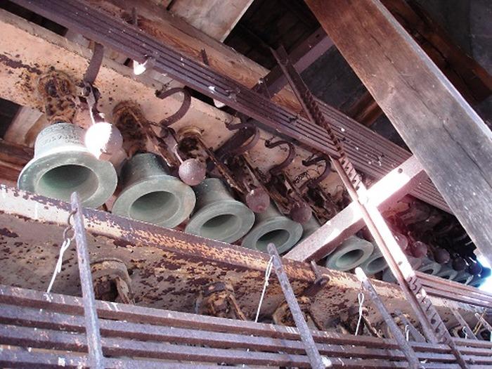 Journées du patrimoine 2018 - Visites guidées du Carillon Bollée de l'église Saint-Jacques