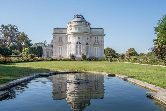 Journées du patrimoine 2018 - Visites du château de Bagatelle