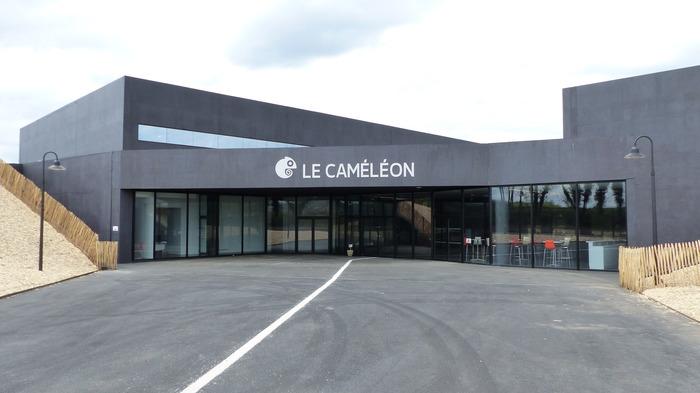 Journées du patrimoine 2018 - Visites Libre du complexe culturel et sportif Le Caméléon. Visite technique et commentée de la salle de spectacles le dimanche 16/09 à 10h.