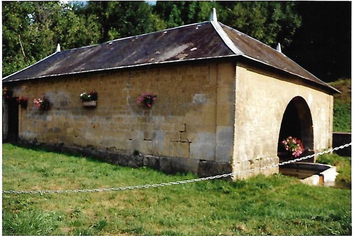 Journées du patrimoine 2018 - Visite guidée du grand lavoir de Delut