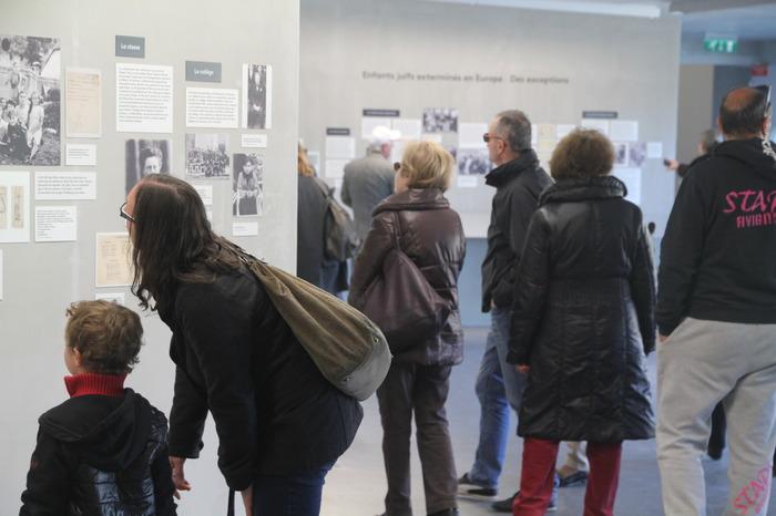 Journées du patrimoine 2018 - Visite commentée du mémorial pour le jeune public.