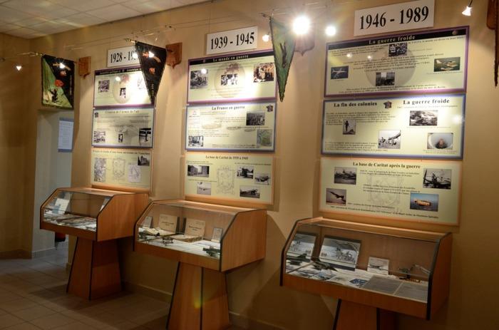 Journées du patrimoine 2018 - Visites du Musée de la Base aérienne 115