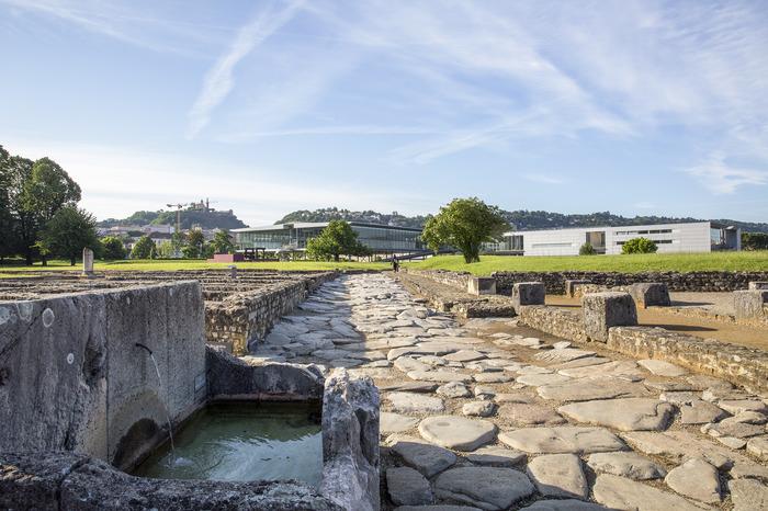 Journées du patrimoine 2018 - Visite commentée du site archéologique.