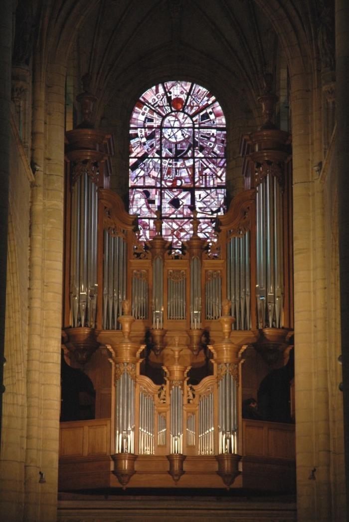 Journées du patrimoine 2018 - Les grandes orgues de la Basilique Notre-Dame-d'Espérance