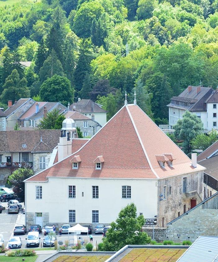 Journées du patrimoine 2018 - Visites exceptionnelles de la Charpente de la Maison du Grand Puits