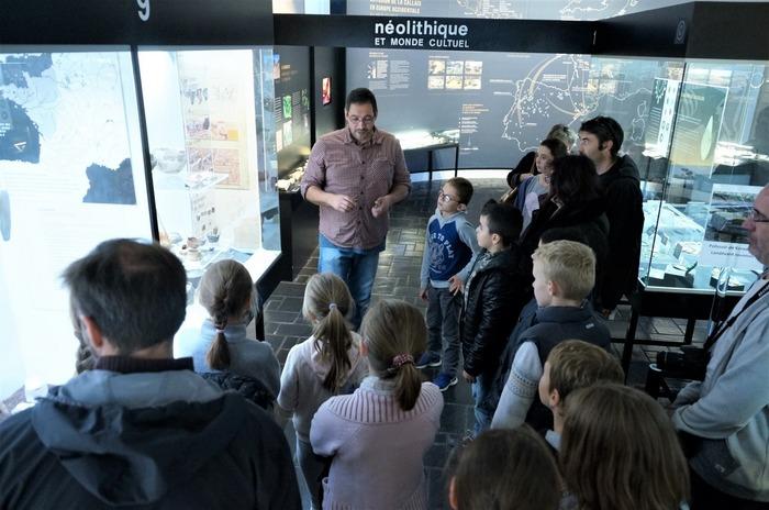 Journées du patrimoine 2018 - Visites flash - Musée de Préhistoire - Carnac