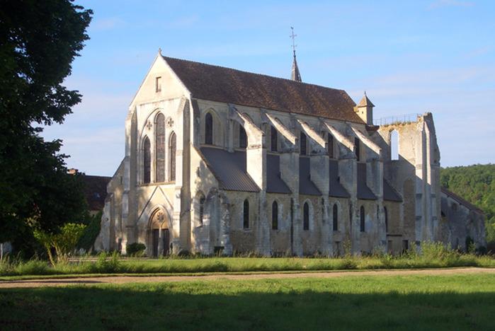 Journées du patrimoine 2017 - Visite guidée à l'abbaye