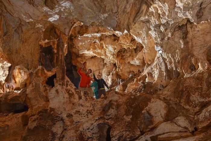 Journées du patrimoine 2018 - Visites guidées à la grotte de Thaïs.