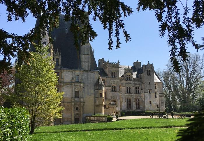 Journées du patrimoine 2018 - Visite guidée au château de Fontaine-Henry