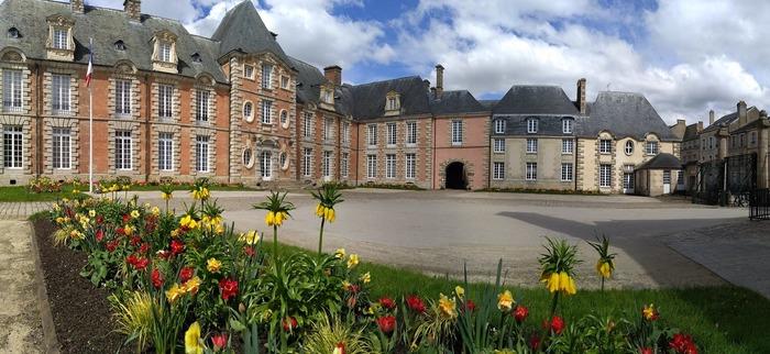 Journées du patrimoine 2018 - Visite guidée de la préfecture de l'Orne