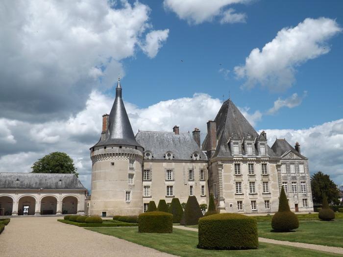 Journées du patrimoine 2017 - Visites guidées du château