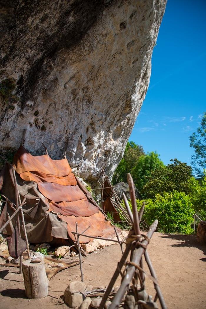 Journées du patrimoine 2018 - Visites guidées, conférence et atelier à l'abris de Laugerie-basse