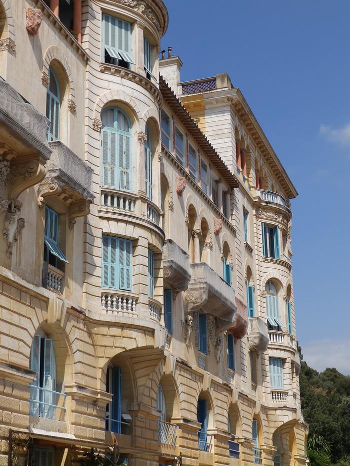 Journées du patrimoine 2018 - Visites guidées de Beausoleil, du Riviera Palace et du Foyer du Poilu
