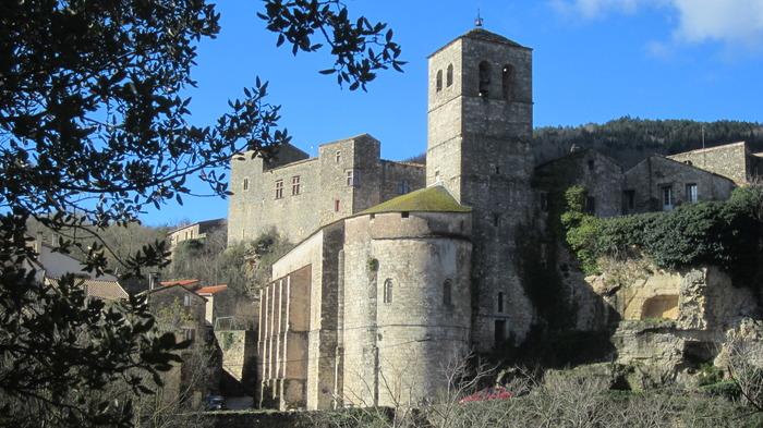 Journées du patrimoine 2018 - Visite guidée du village médiéval fortifié et de ses monuments
