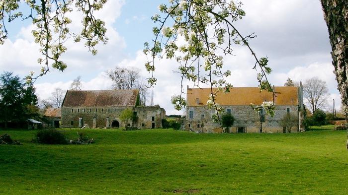 Journées du patrimoine 2018 - Visites guidées de l'Abbaye Saint-André en Gouffern