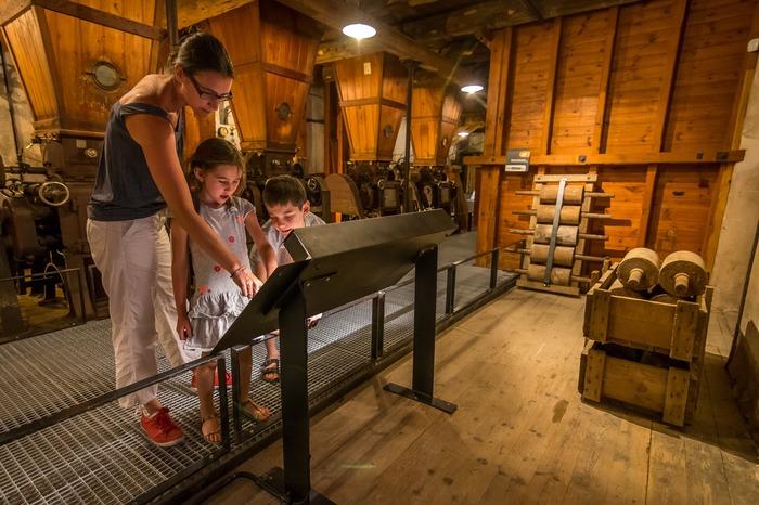 Journées du patrimoine 2018 - Visites guidées de l'ancien moulin à farine industriel