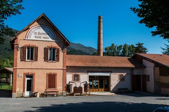 Journées du patrimoine 2018 - Visites guidées de l'ancienne distillerie de lavande de Barrême