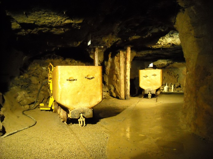 Journées du patrimoine 2018 - Ecomusée de la Mine de Fer de Neufchef