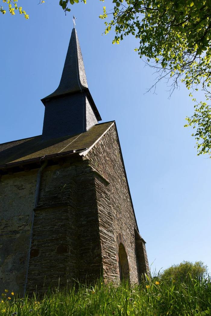 Journées du patrimoine 2018 - Visites guidées de l'église du Vieux-Bourg et de ses peintures murales