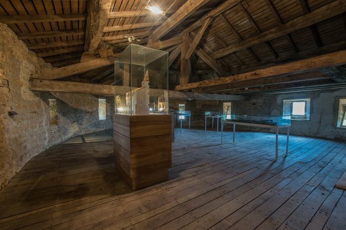 Journées du patrimoine 2018 - Visites libres et guidées de l'église fortifiée de Saint-Pierrevillers.